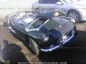Salvage Mg Mgb